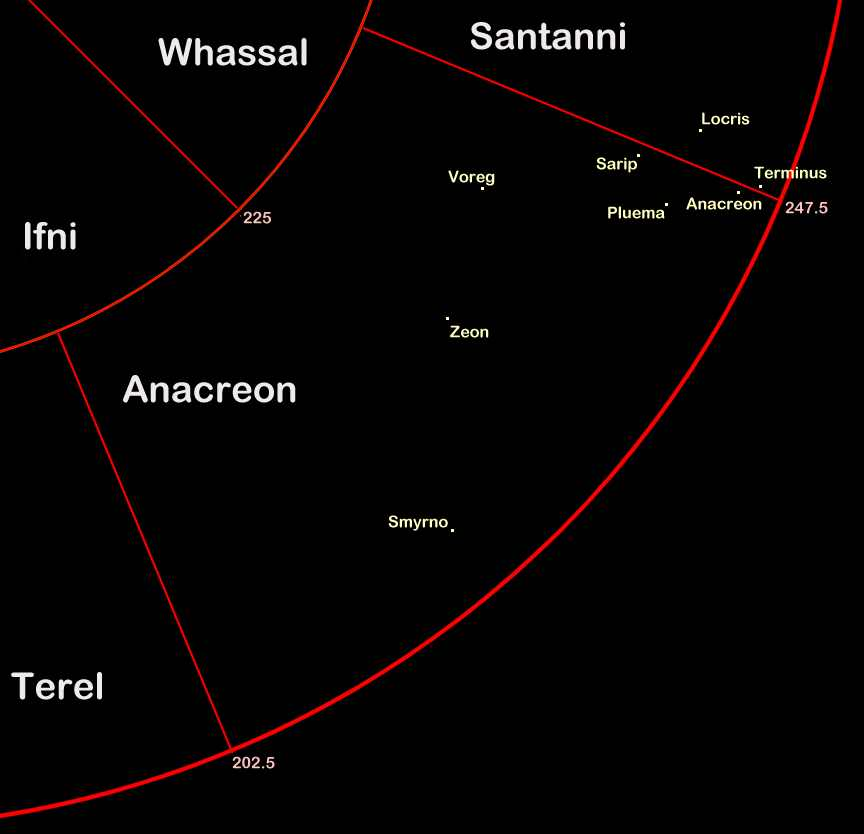 Anacreon Sector