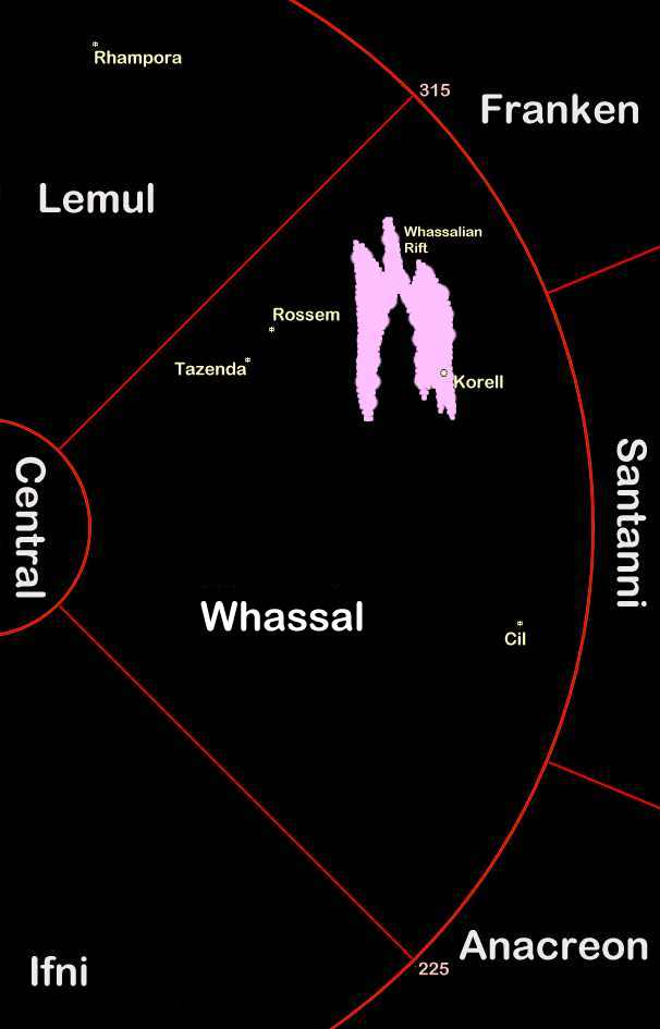 Whassal Sector